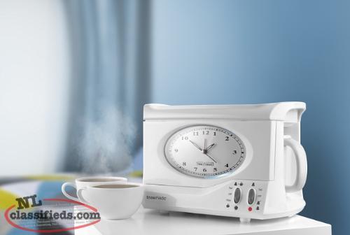 Swan Coffee Maker Alarm Clock : SWAN tea maker alarm clock - St. John s, Newfoundland