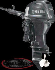 New 2012 yamaha f30la outboard motor save islander for 2012 yamaha outboard motors