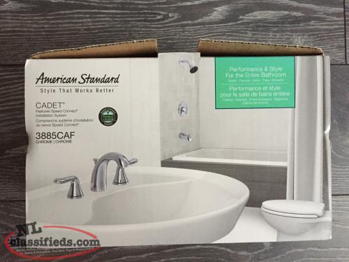 American standard cadet sink faucet cupids newfoundland for American standard cadet bathroom faucet