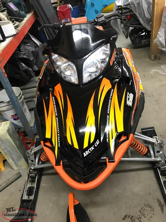 Price reduced 2006 arctic cat f6 600 fuel injected for Yamaha f6 price