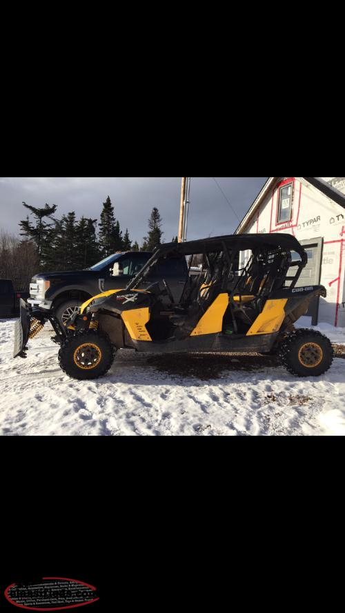 Can Am Maverick Max Xds 4 Seater Clarenville Newfoundland
