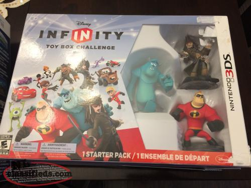 Infinity Toy Story Nintendo Ds Game : Disney infinity starter pack ds new paradise newfoundland