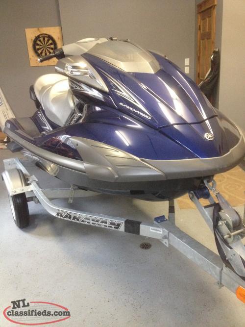 2010 yamaha waverunner fx cruiser sho 3 seater for Yamaha of pasadena