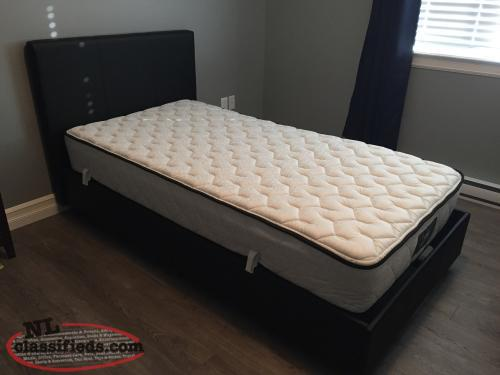 Twin Bed And Mattress Only 10 Months Old Mount Pearl Newfoundland
