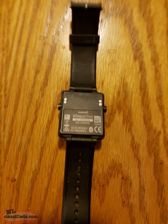 Garmin smart watch for sale st john 39 s newfoundland for Porta johns for sale