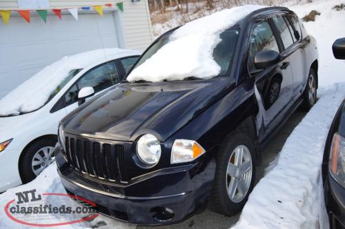 reduced 2010 jeep compass 4 wheel drive reduced mt pearl newfoundland. Black Bedroom Furniture Sets. Home Design Ideas