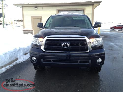 2013 4x4 Toyota Tundra Sr5 Premium With Leather Hillview