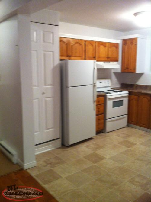 3 Bedroom Basement Apartment Goulds Newfoundland