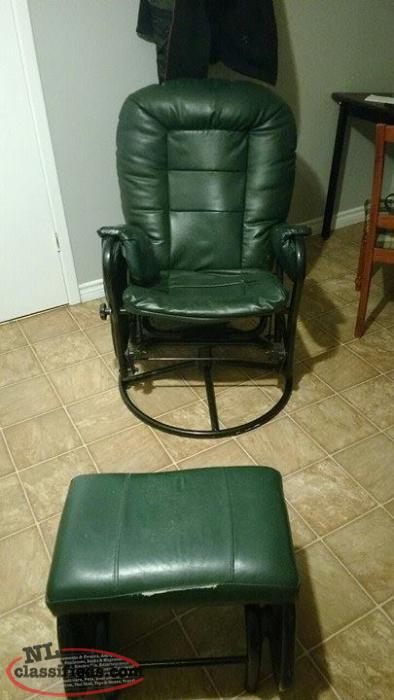 Gliding Chair AmpFootrest