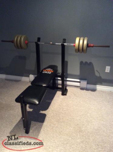 Home gym equipment for sale paradise newfoundland