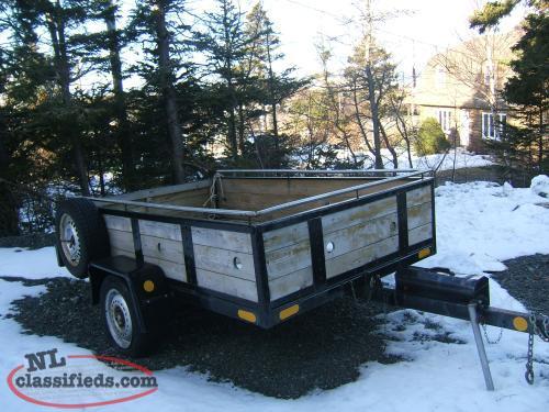 Long Island Cargo Trailer For Sale