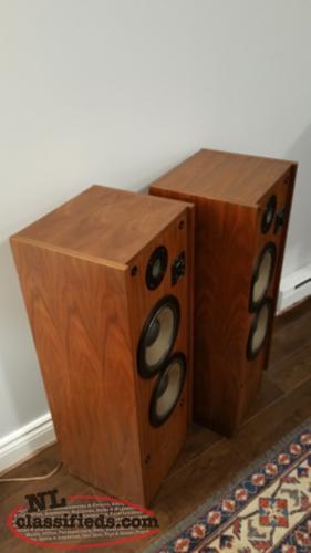 vintage realistic optimus t 100 speaker great sound st s newfoundland