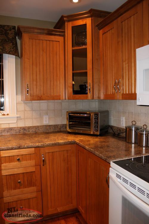 Kitchen cabinets for sale torbay newfoundland for Kitchen cabinets nl