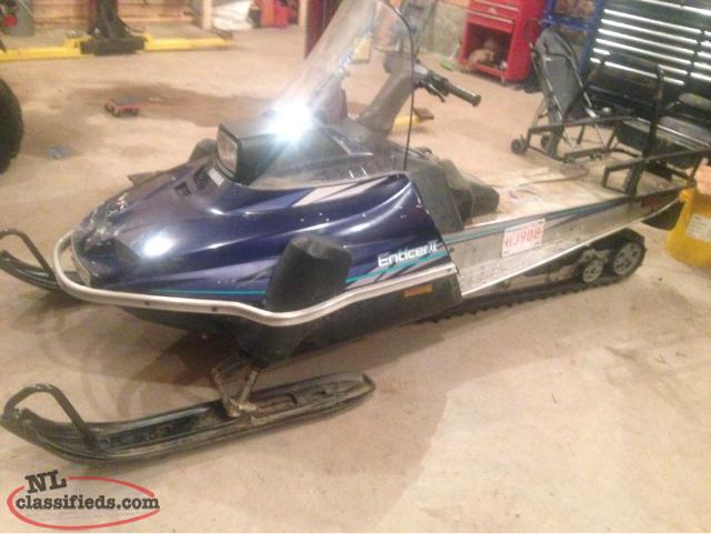 Yamaha Enticer For Sale Alberta
