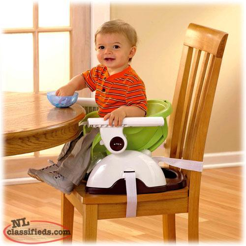 infant to toddler feeding chair attaches to any size mount pearl newfoundland. Black Bedroom Furniture Sets. Home Design Ideas