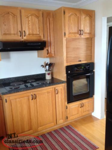 Sold sold kitchen cabinets grand falls windsor for Kitchen cabinets nl