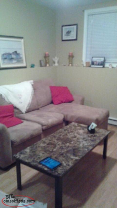 1 Bedroom Basement Apartment For Rent St Johns Newfoundland