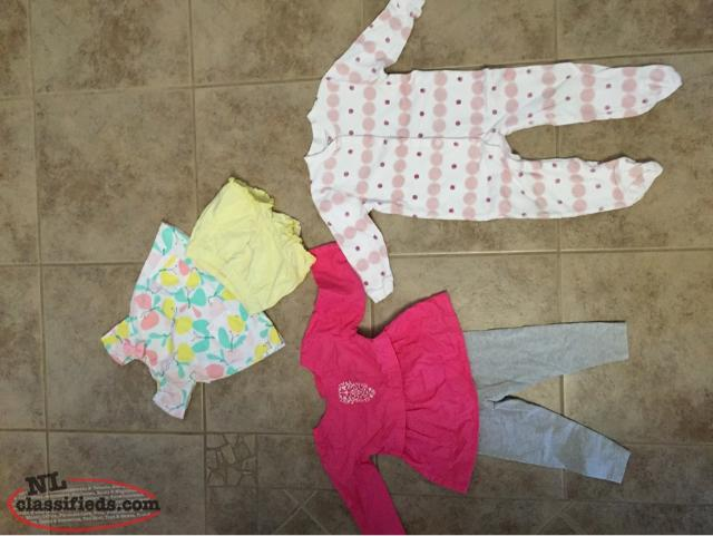 BABY GIRL 12 MONTH CLOTHES St Philips Newfoundland