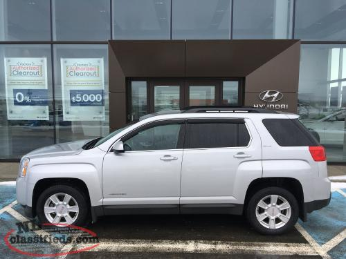 2012 Gmc Terrain Sle 2 Awd Grand Falls Windsor Newfoundland