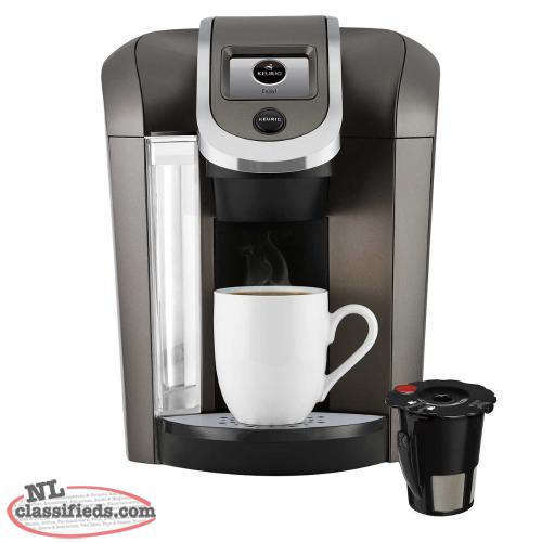 Coffee Maker 2 Cup Plus Minus Zero : Keurig K545 Plus Coffee Maker Single Serve 2.0 Brewing System - St. John s, Newfoundland
