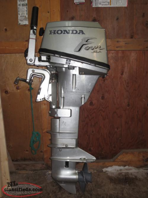 for sale 1990 honda bf15a long shaft outboard motor 15hp