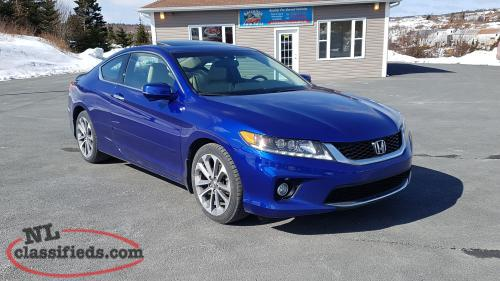 2013 honda accord ex l v6 coupe with nav for 2013 honda accord coupe v6 for sale