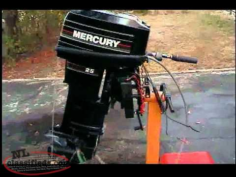 wanted 25hp mercury or mariner outboard parts st anthony newfoundland