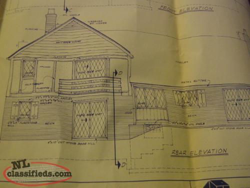 Complete house plans newfoundland labrador for House plans newfoundland