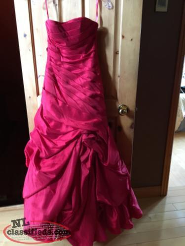 Size 2 Prom Dress for Donation - Torbay, Newfoundland