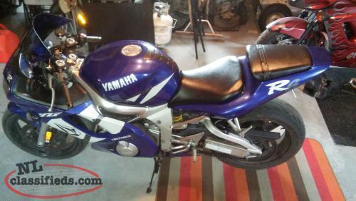 2002 r6 pasadena newfoundland for Yamaha of pasadena
