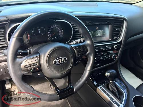 South Coast Acura >> 2014 KIA OPTIMA SX - FULLY LOADED SEDAN; SPRING 2017 ...