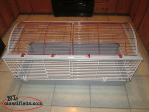 Extra large rabbit cage for sale mt pearl newfoundland for Extra large rabbit cage