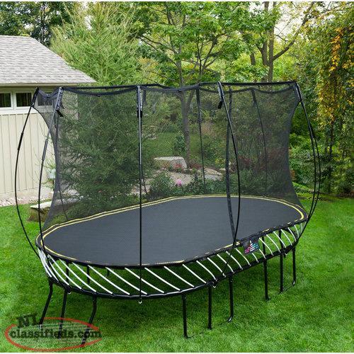 Springfree trampoline st john 39 s newfoundland for Springfree trampoline
