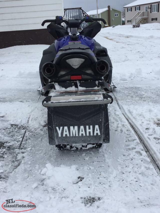 Needs gone 06 yamaha attak 1000 dunville newfoundland for Yamaha attak for sale