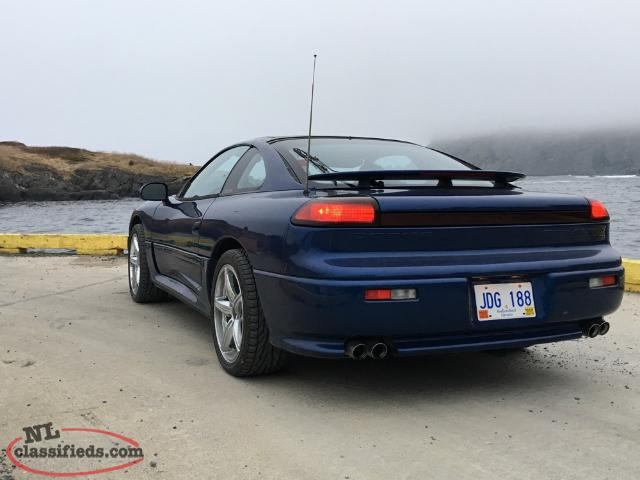 1993 dodge stealth rt twin turbo goulds newfoundland labrador. Black Bedroom Furniture Sets. Home Design Ideas