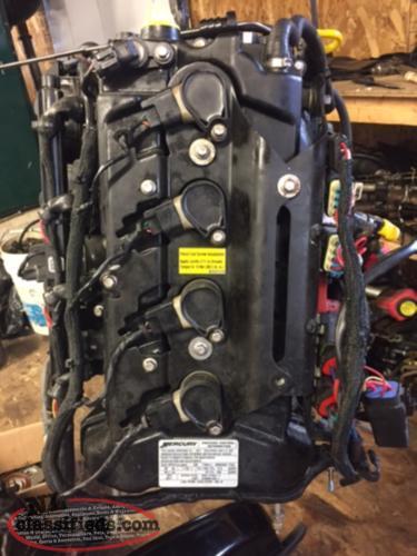 2011 90 hp mercury outboard motor for parts or repair for Mercury 90 hp outboard motor