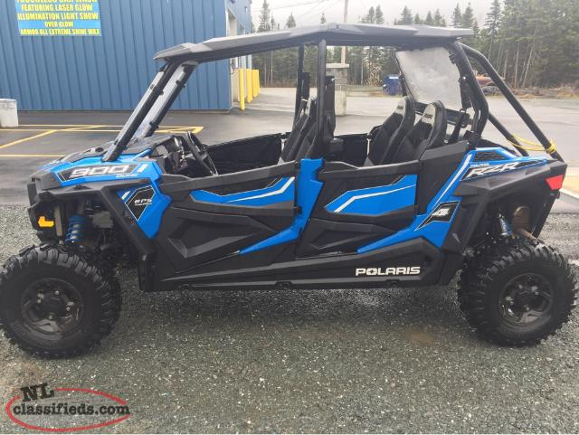 polaris rzr 900 4 seater side by side utv glenwood newfoundland labrador nl classifieds. Black Bedroom Furniture Sets. Home Design Ideas