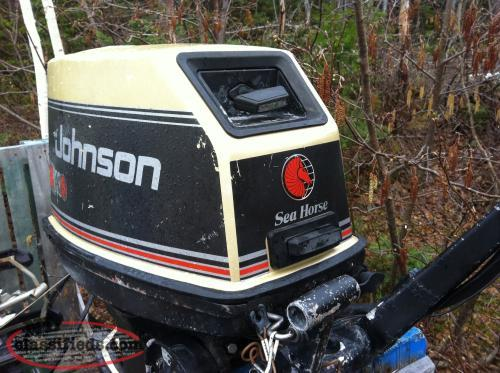 55 hp johnson outboard baie verte newfoundland for 55 johnson outboard motor