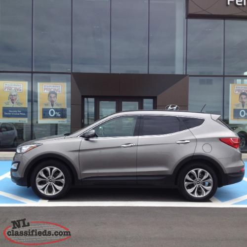 2015 hyundai santa fe se turbo awd with h promise. Black Bedroom Furniture Sets. Home Design Ideas