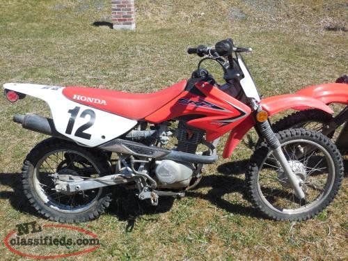 2012 honda crf 80 honda dirt bike riverhead st marys newfoundland. Black Bedroom Furniture Sets. Home Design Ideas
