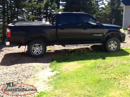 2005 toyota tundra limited edition 4x4 islington newfoundland labrador. Black Bedroom Furniture Sets. Home Design Ideas
