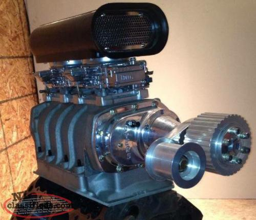 Vq35de Roots Supercharger: 671 Street Supercharger Roots Style Blower