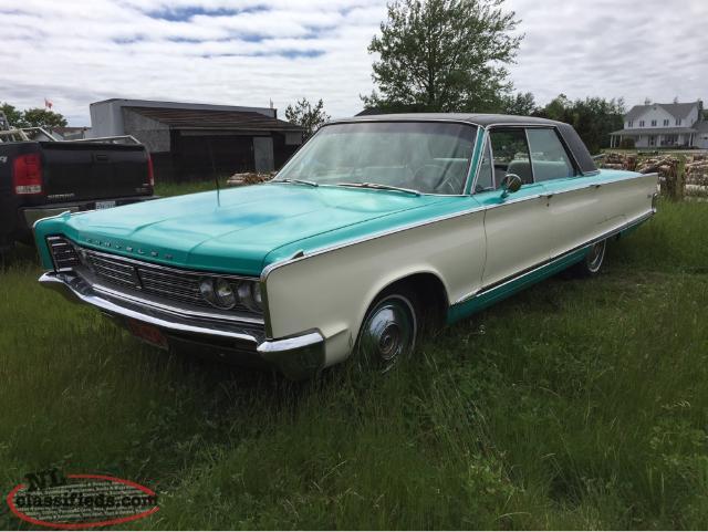 1966 Chrysler Windsor Stephenville Crossing