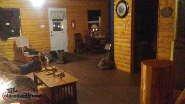 Cabin Forsale Ocean Pond Bonavista Newfoundland