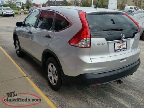 2013 honda crv with extended warranty gander for Honda crv warranty