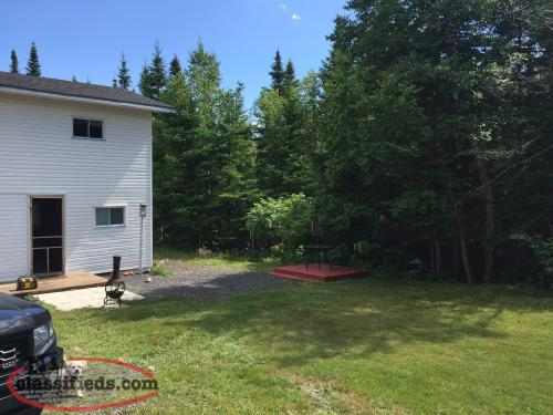 Cabin And Land For Sale Princeton Pond Newfoundland