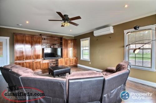 Man Cave Northwestern Ontario : Executive bungalow on ac with man cave marystown