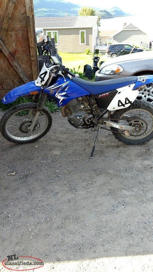 Yamaha ttr 230 for sale hampden nl newfoundland for Yamaha ttr230 for sale