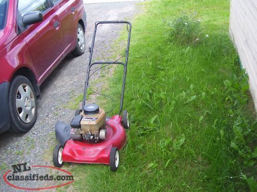 20 Inch Murray Lawn Mower : Lawn mower grand falls windsor newfoundland labrador