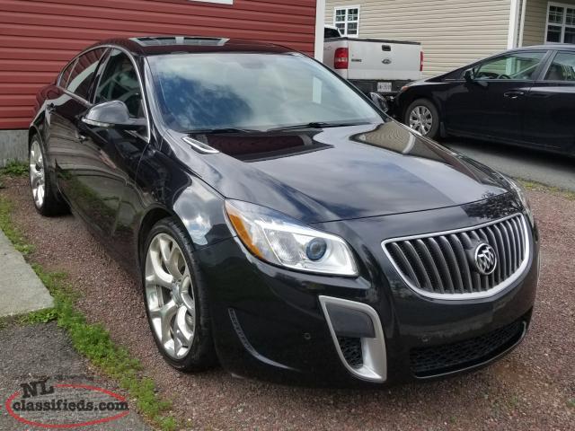 14 Buick Crescent >> 2012 Buick Regal GS - Grand Falls-Windsor, Newfoundland Labrador | NL Classifieds